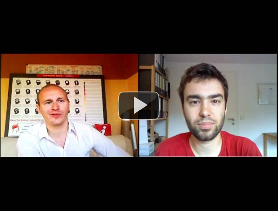 Interview Tobias Knoof