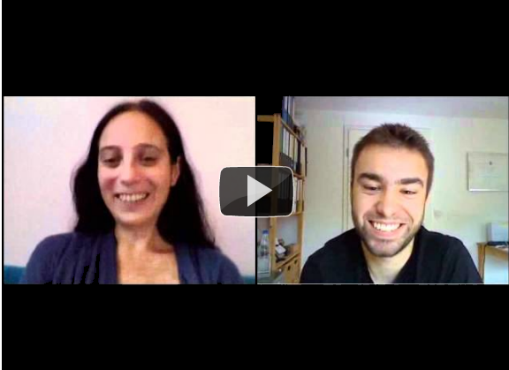 Skype Video Interview Cornelia Glanert