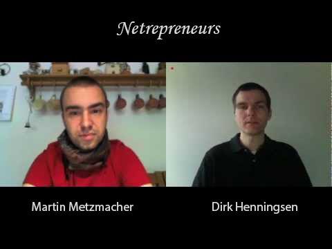 Netpreneus Interview mit Dirk Henningsen