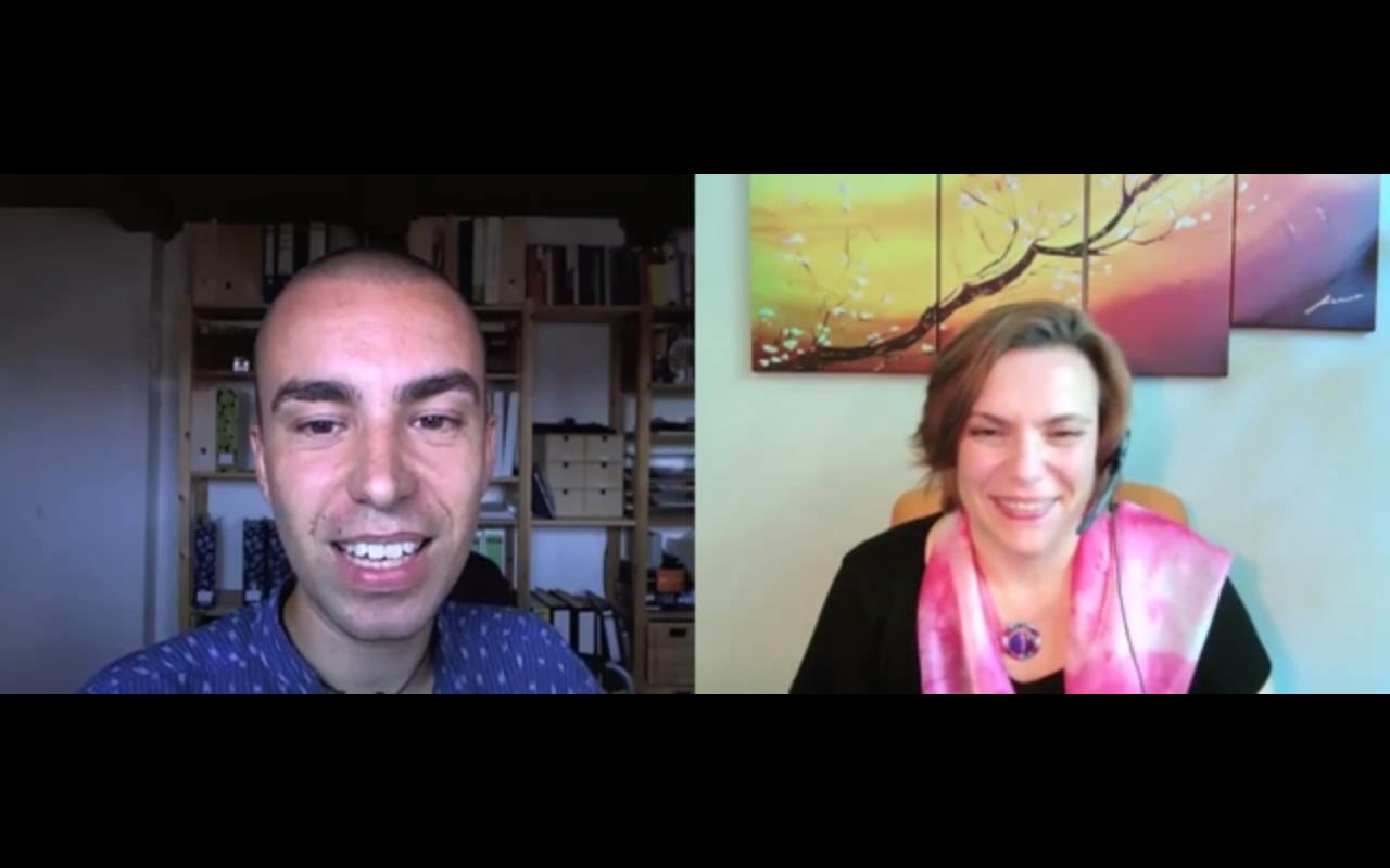 Netrepreneurs Interview mit Christine Hofmann
