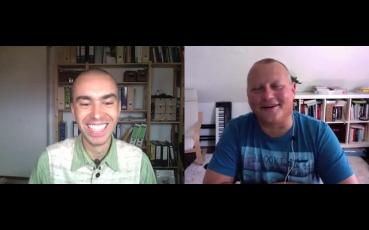 Netrepreneurs Update Interview Martin Weiss