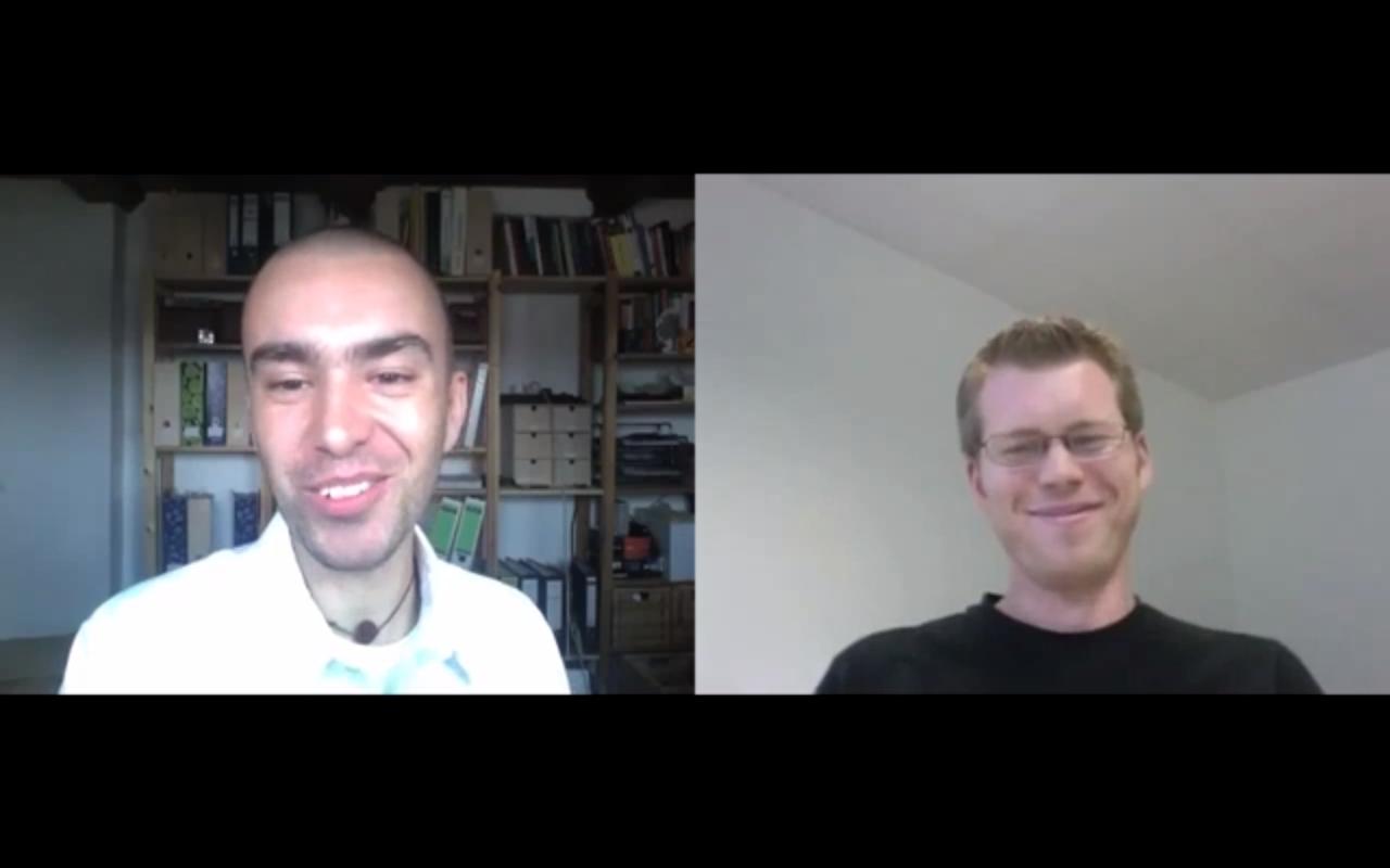 Netrepreneurs Interview mit Simon Stücher
