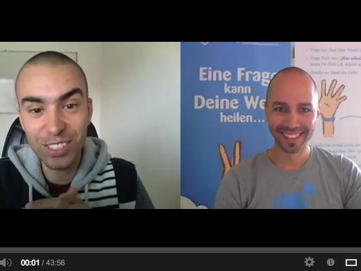 Sandro Petralia: Bewusstsein entsteht durch Training [Interview #035]