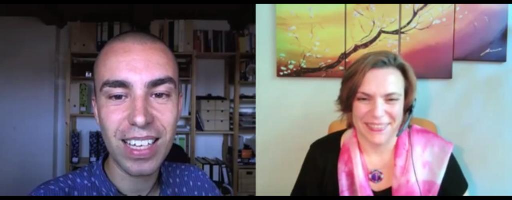 Christine Hofmann: Emotionen, Gedanken, Materie [Interview #045]